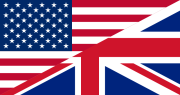 Drapeau UK-USA